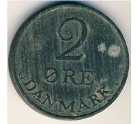 2 эре 1956 года Дания Фредерик IX