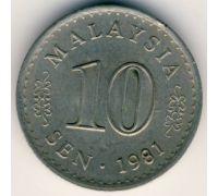 10 сен 1981 год Малайзия