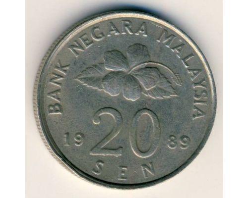 20 сен 1989 год Малайзия