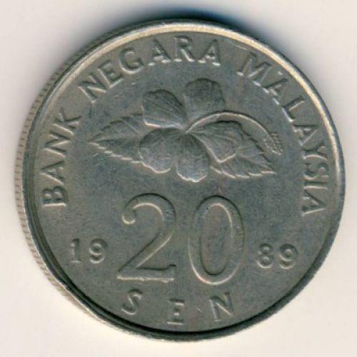 20 сен 1989 год. Малайзия