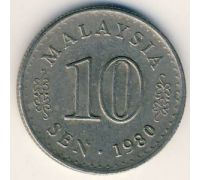 10 сен 1980 год Малайзия