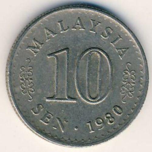 10 сен 1980 год. Малайзия