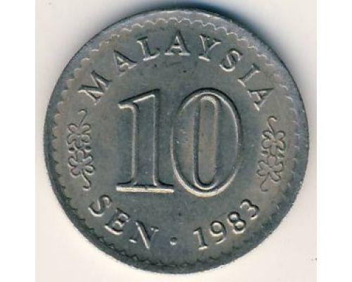 10 сен 1983 год Малайзия