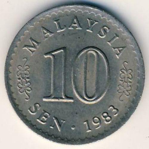 10 сен 1983 год. Малайзия