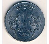 1 рупия 2004 год Индия