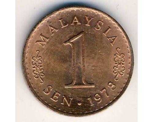1 сен 1978 год Малайзия