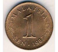1 сен 1987 год Малайзия