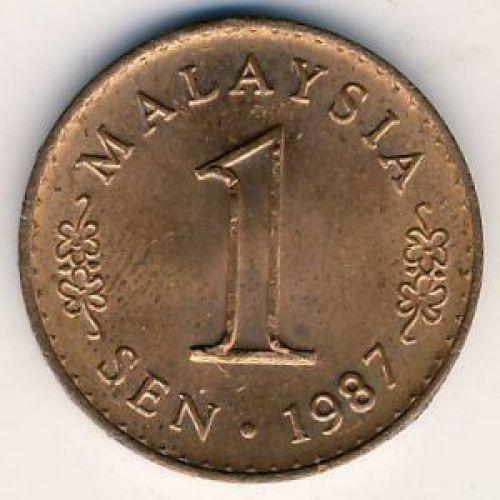 1 сен 1987 год. Малайзия
