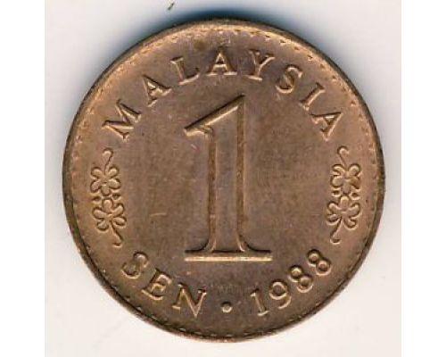 1 сен 1988 год Малайзия
