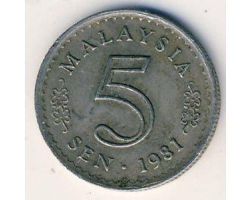 5 сен 1981 год Малайзия