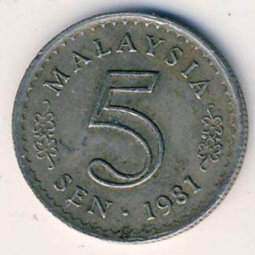 5 сен 1981 год. Малайзия