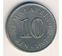 10 сен 1967 год Малайзия