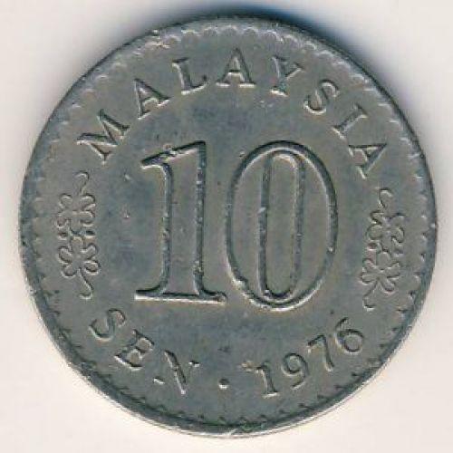 10 сен 1976 год. Малайзия
