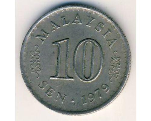 10 сен 1979 год Малайзия