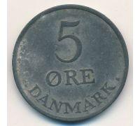 5 эре 1956 года Дания Фредерик IX