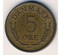 5 эре 1963 года Дания