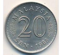 20 сен 1988 год Малайзия