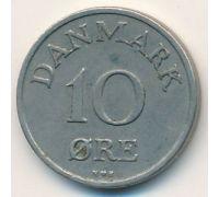 10 эре 1953 год Дания