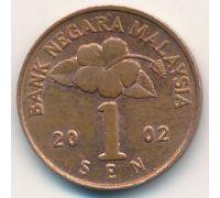 1 сен 2002 год Малайзия