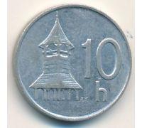 10 геллеров 1993 год Словакия