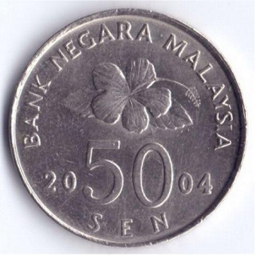 50 сен 2004 год. Малайзия