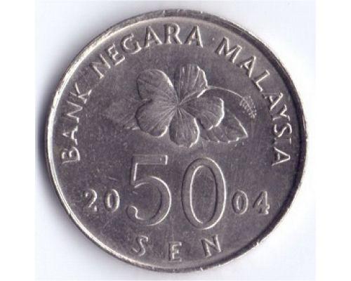 50 сен 2004 год Малайзия