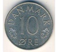 10 эре 1980 года Дания