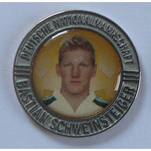 """Спортивный жетон """"Сборная Германии"""" ФУТБОЛ Bastian Schweinsteiger 2006 год"""