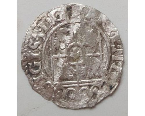 Полторак 3 полугроша 1,5 гроша 1623 год Сигизмунд III Ваза Польша