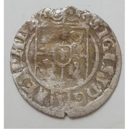 Полторак. 3 полугроша. 1,5 гроша 1623 год. Сигизмунд III Ваза Польша (2)