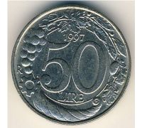 50 лир (1993–2001 г) Италия
