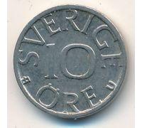 10 эре 1984 год Швеция
