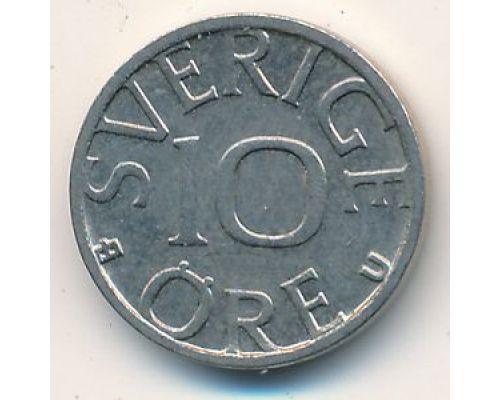 10 эре 1989 год Швеция