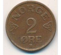 2 эре 1956 год Норвегия