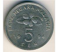 5 сен 1994 год Малайзия