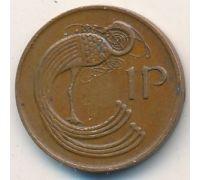 1 пенни 1985 год Ирландия