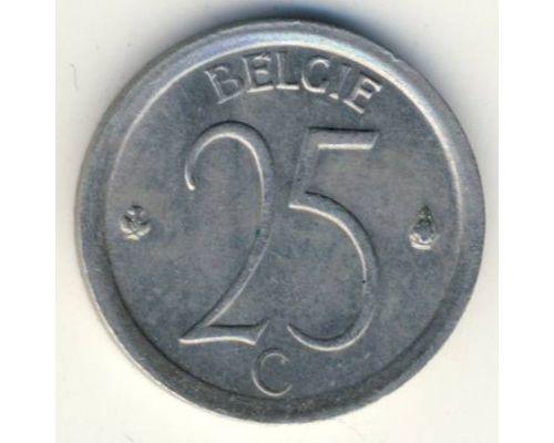 25 сентим 1970 год Бельгия
