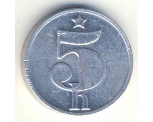 5 геллеров 1978 год Чехословакия