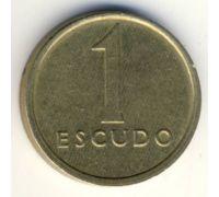 1 эскудо 1983 год Португалия