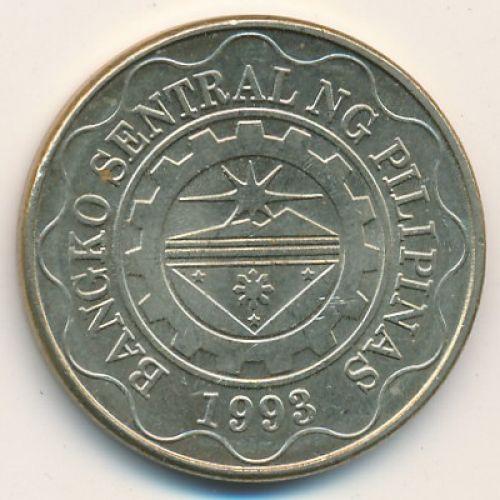 5 писо 2009  год Филиппины - песо