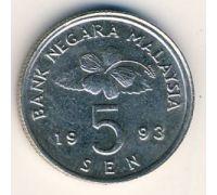 5 сен 1993 год Малайзия