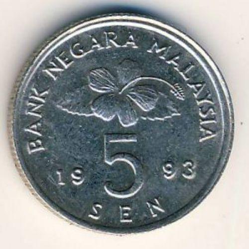 5 сен 1993 год. Малайзия