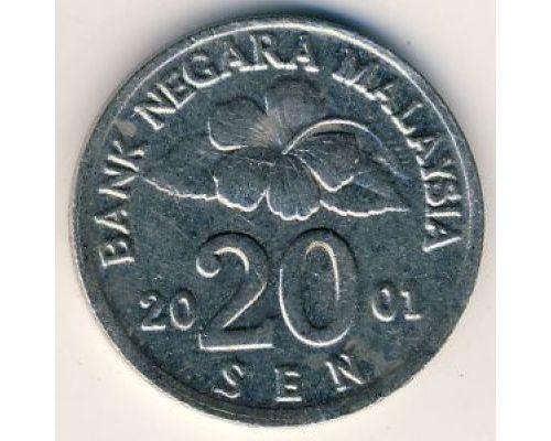 20 сен 2001 год Малайзия
