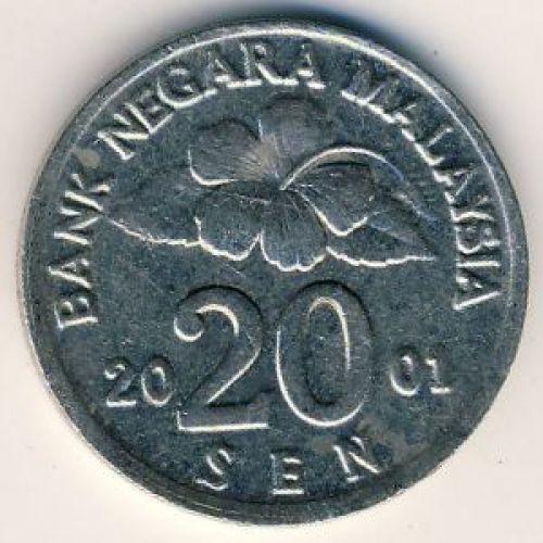 20 сен 2001 год. Малайзия