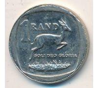 1 рэнд (ранд) 2007 год ЮАР Антилопа