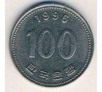 100 вон 1996 год Южная Корея