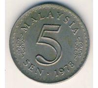 5 сен 1978 год Малайзия