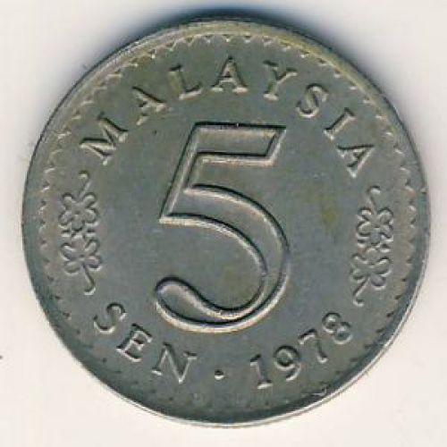 5 сен 1978 год. Малайзия