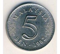 5 сен 1982 год Малайзия