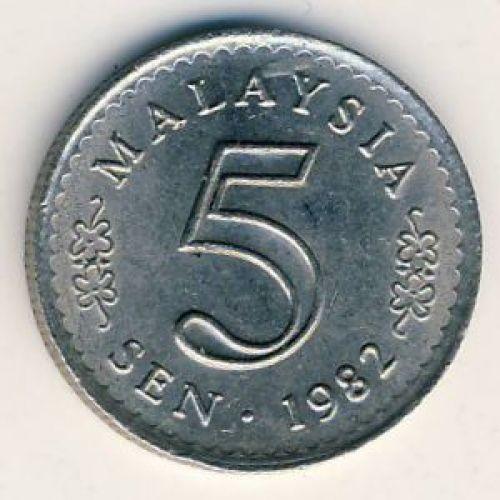 5 сен 1982 год. Малайзия